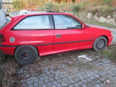 usado Opel Astra gt