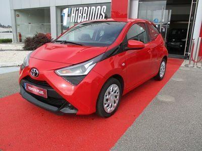 usado Toyota Aygo 1.0 x-play + x-touch