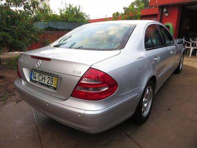 usado Mercedes E220 CDi caixa manual