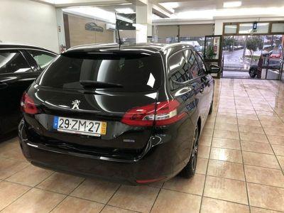 usado Peugeot 308 SW 1.6 E-HDi Allure