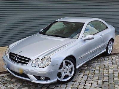 usado Mercedes CLK220 KIT AMG NACIONAL