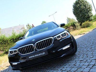 usado BMW 520 D Auto novo modelo