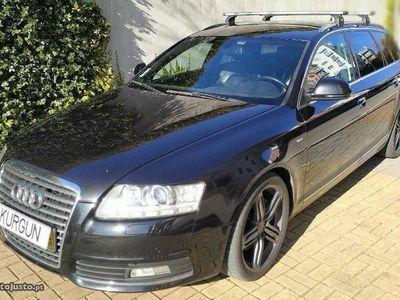 usado Audi A6 2.0d S-Line