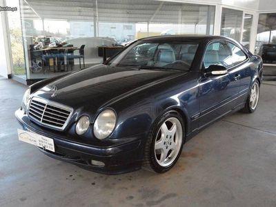 usado Mercedes CLK230 Kompressor
