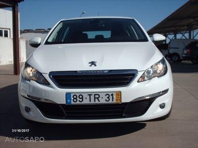 brugt Peugeot 308 HDI 120 CV