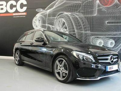 usado Mercedes C300 HYB AMG NAC.