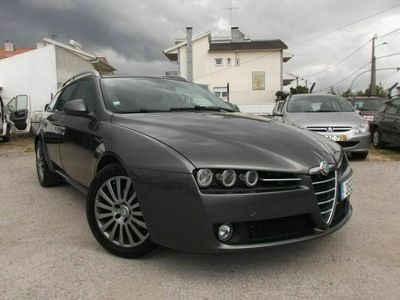 usado Alfa Romeo 159 Sportwagon 1.9 JTDm 8V