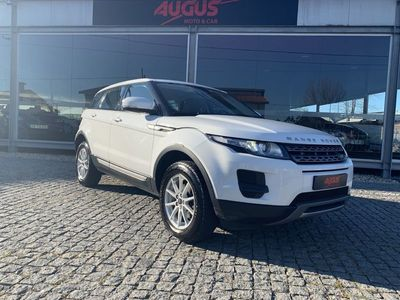 used Land Rover Range Rover evoque TD4