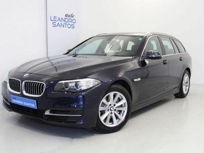 usado BMW 520 Serie 5 d Touring Auto GPS