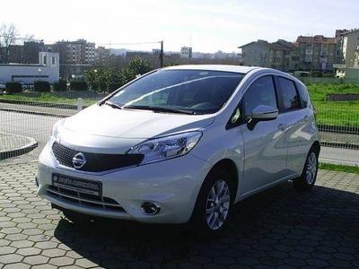 usado Nissan Note 1.2 I G 80cv Start and Stop 109g/km CO2 Acenta Plus 5 portas