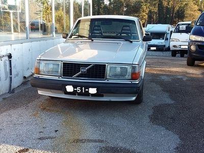 usado Volvo 244 2.1 GL - COLEÇÃO
