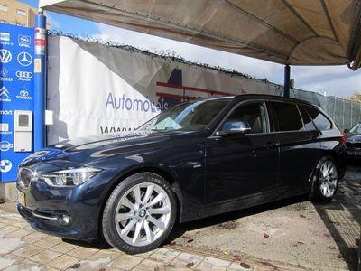 usado BMW 325 d Touring Line Sport