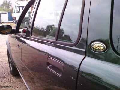 gebraucht Land Rover Freelander tdi