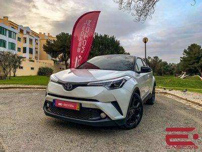 usado Toyota C-HR 1.8 Hybrid Exclusive + Pack Luxury Nacional