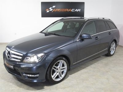 usado Mercedes C220 Classe CCDI AMG
