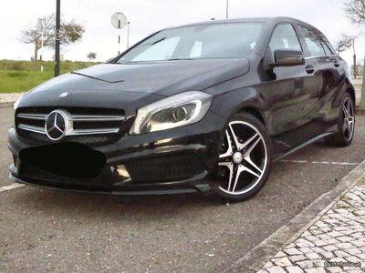 usado Mercedes A180 A 180CDI Pack AMG