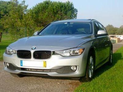 usado BMW 318 d Touring Auto Pack M