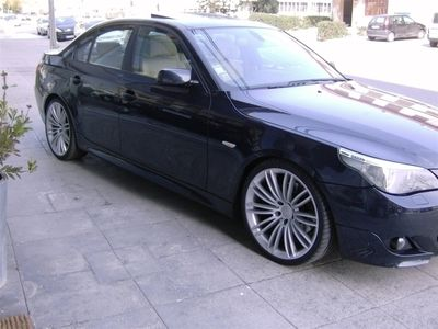 usado BMW 530 Série 5 i PackM Sport 1Dono Nacional