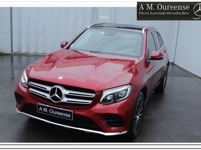 usado Mercedes GLC250 AMG | Teto Panorâmico