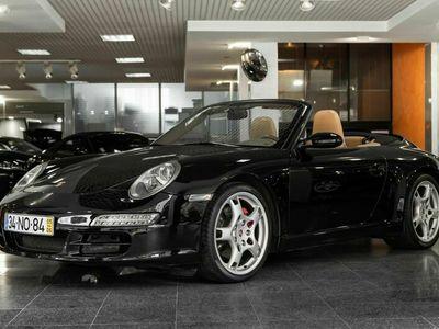 usado Porsche 911 Carrera S Cabriolet Carrera S Tiptronic