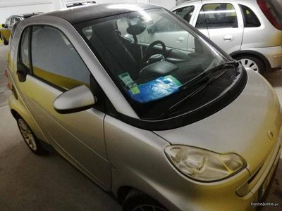 used Smart ForTwo Coupé 1.0 passion