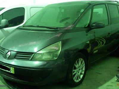 usado Renault Espace 1.9 dci 2004