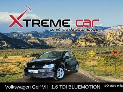 usado VW Golf VII 1.6 TDI BLUEMOTION 110CV