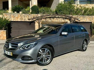 usado Mercedes E350 BlueTEC Avantgarde 141g