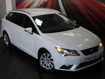 usado Seat Leon ST 1.6 TDI Style Ecomotive | GPS
