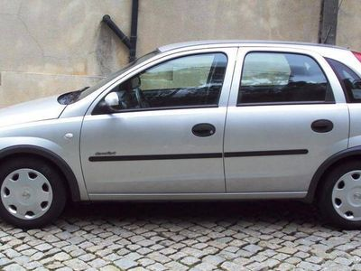 usado Opel Corsa C 1.0 5P impecavel -