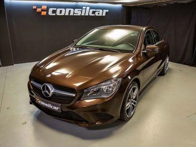 usado Mercedes CLA180 CDI M5 Sport Navigator