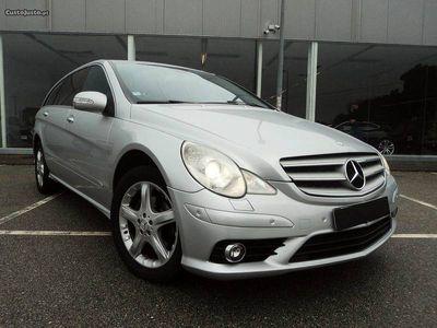 usado Mercedes R280 CDI 4matic