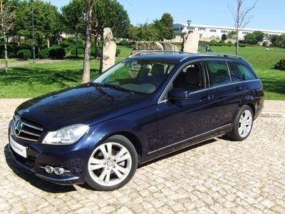 brugt Mercedes C250 Avantgarde