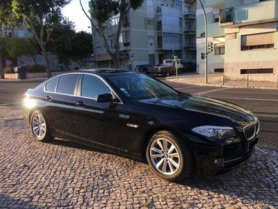 usado BMW 520 f10