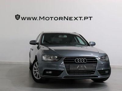 usado Audi A4 Avant 2.0 Tdi Exclusive (Cx Auto)