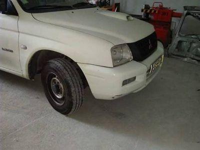 usado Mitsubishi L200 4x2