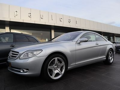 usado Mercedes CL500 Class Coupé