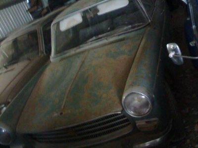 usado Peugeot 404 1.6