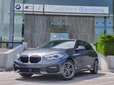 usado BMW 116 Serie 1 d Auto Line Sport 2020