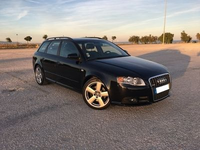 gebraucht Audi A4 Avant 2.0 TDi S-line (170cv) (5p)