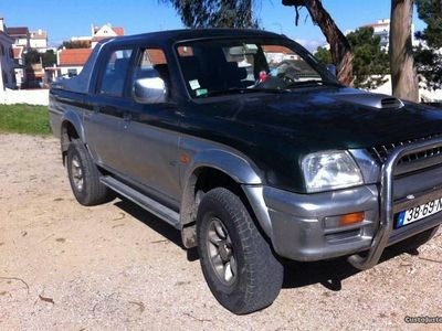 used Mitsubishi L200 2.5 strakar