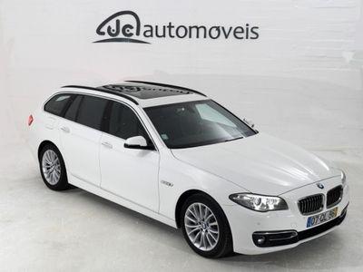 usado BMW 520 d Touring Luxury Aut.