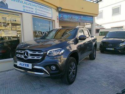 usado Mercedes X250 D 4 MATIC