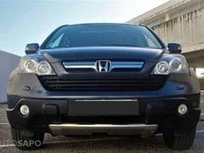 usado Honda CR-V 2.2 i-CTDi Ex. Top E.Especial (140cv) (5p), Diesel
