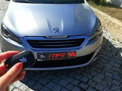 usado Peugeot 308 1.6 e-HDi Allure
