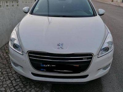 usado Peugeot 508 Sw