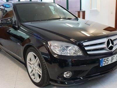 usado Mercedes C250 CDI AMG Aut Blue Efficiency
