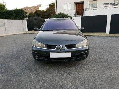 brugt Renault Laguna 2.0tdci 150cv GPS xenon
