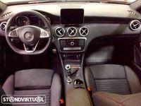 begagnad Mercedes A180 AMG
