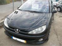 usado Peugeot 206 1.6 HDi S16 (109cv) (3p)